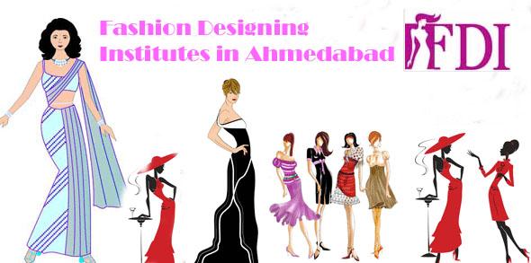Fashion Designing Institutes in Ahmedabad