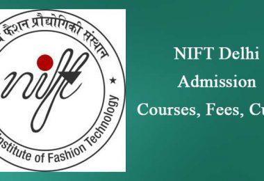 NIFT Delhi Admission Course