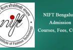 NIFT Bengaluru Admission Course