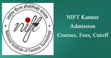 NIFT kannur Admission Course